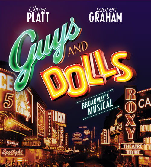 Guys and dolls 2009