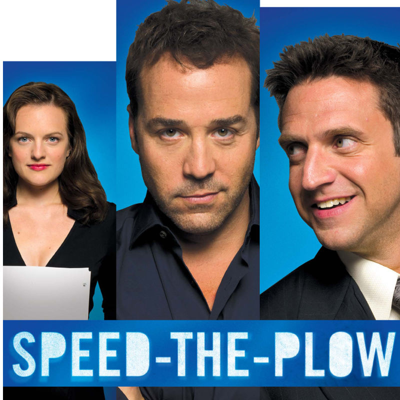 Speed the plow pix