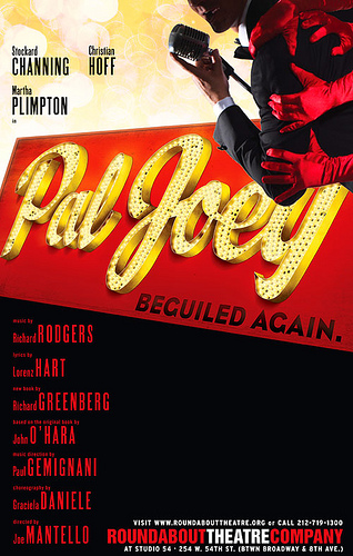 Pal joey poster