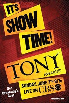 Tony poster 2009