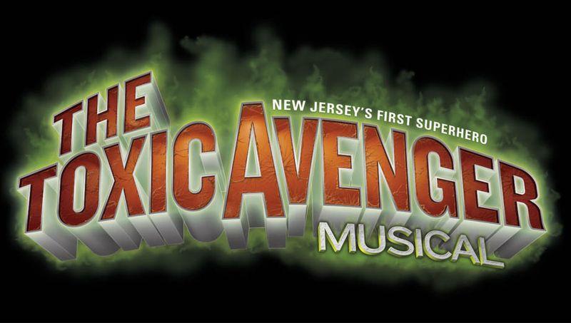 Toxic avenger new logo