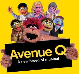 Avenue q ad