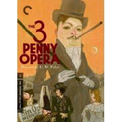 3 penny opera dvd