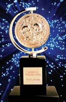 Tony-award-statue