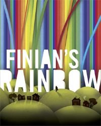 Finian's rainbow revival logo