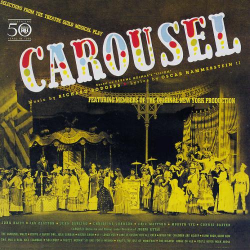 Carousel_1945_Bdwy
